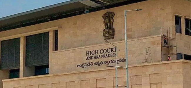 ap high court questions ap govt over election commission issue