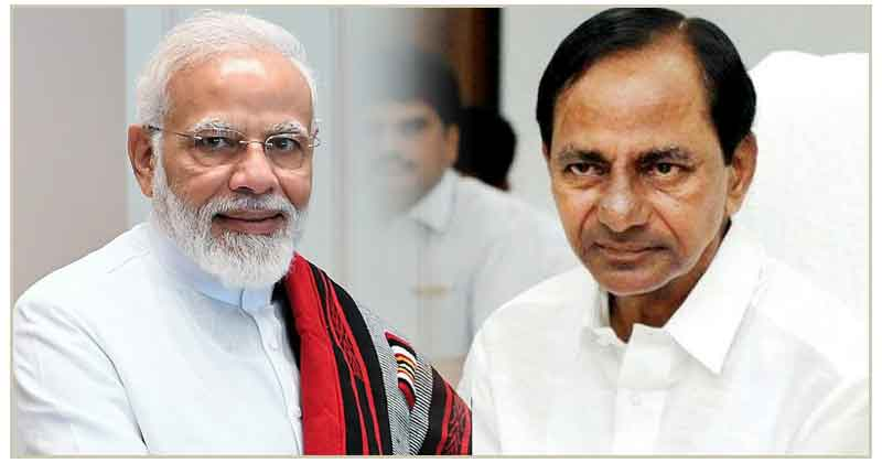 KCR easily found in BJP trap