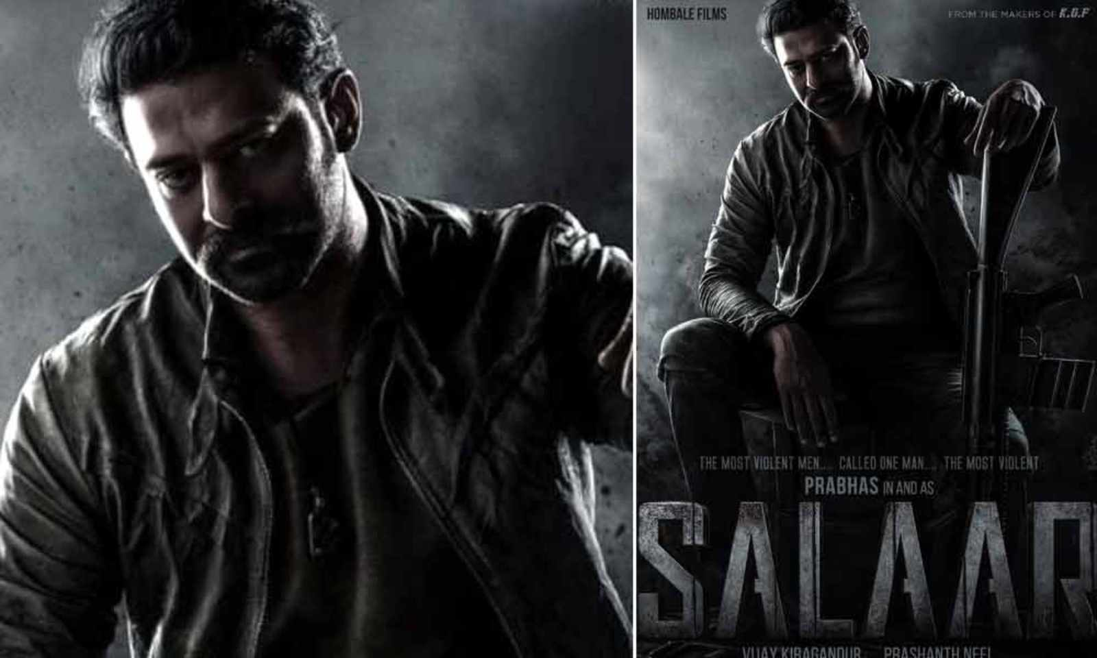 prabhas-Is this Prabhas Salar Story - Easy to understand for those who have seen KGF.