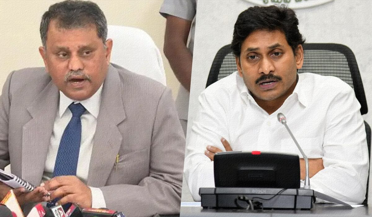 YS Jagan : will-he-go-to-dissolve-assembly