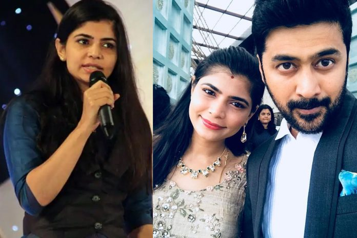 Chinmayi Reacts On Netizen comments On Rahul