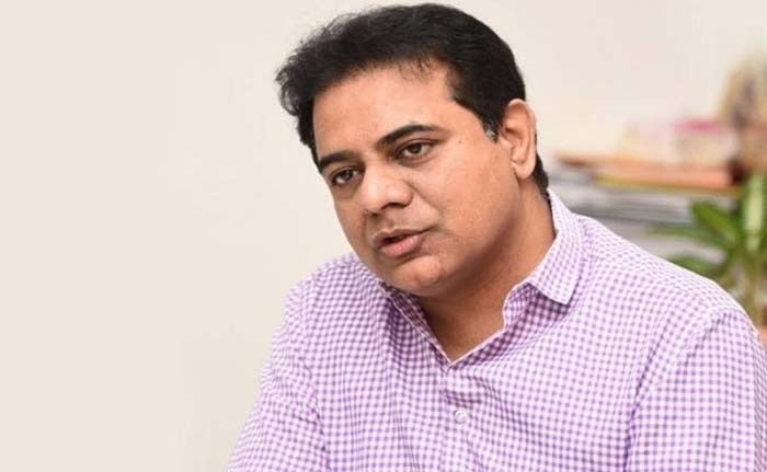 KTR : will be next cm of Telangana..?