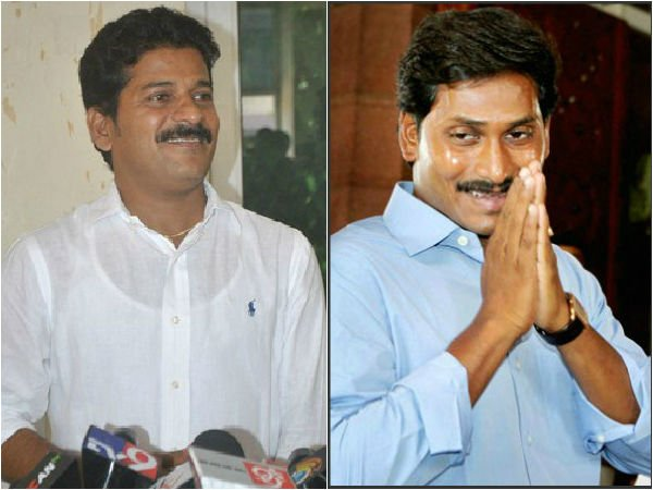 AP, telangana : same political situation of two leaders