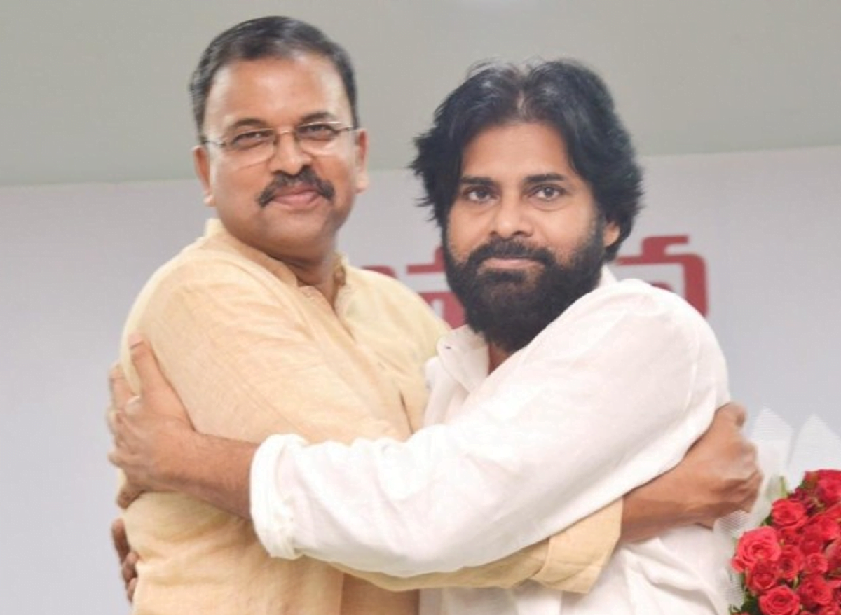 YS vs JD : laxminarayana will join in that party