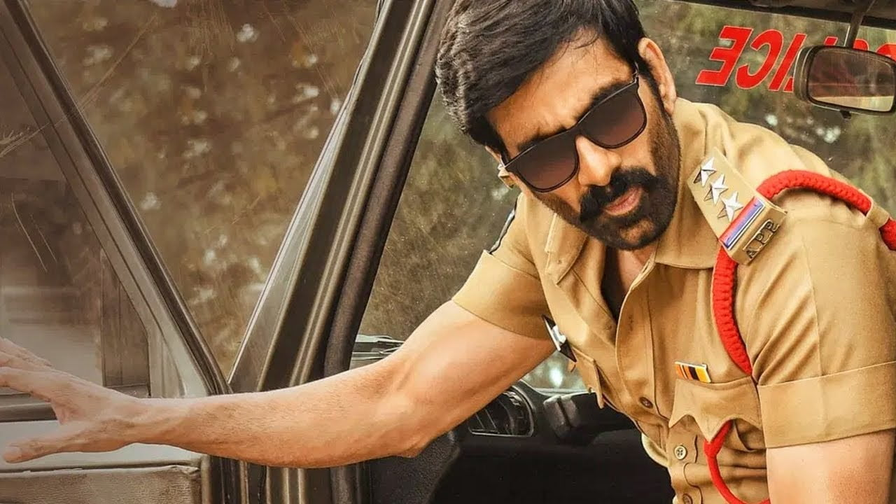 is hero changed in  raviteja krack movie...?