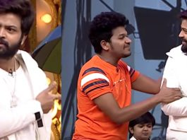 Avinash counters to Sohel In comedy stars