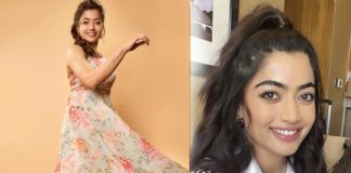 Rashmika Mandanna Beautiful Stills