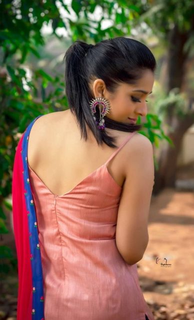 Rashmi Gautam Latest Photoshoot Pics