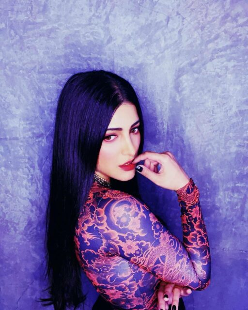 Shruti Haasan Latest Gallerys