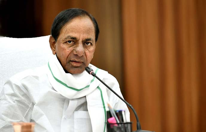 CM KCR announces FREE COVID19 Vaccine to all the eligible people in telangana