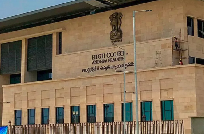 ap high court division bench green signal to ap parishad elections