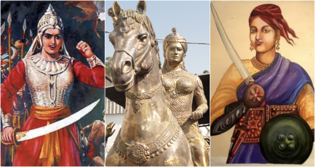 Greatest Indian Queens in History
