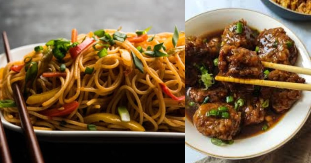 Do You Know How China Fast Food Come To India : చైనా ఫాస్ట్ ఫుడ్