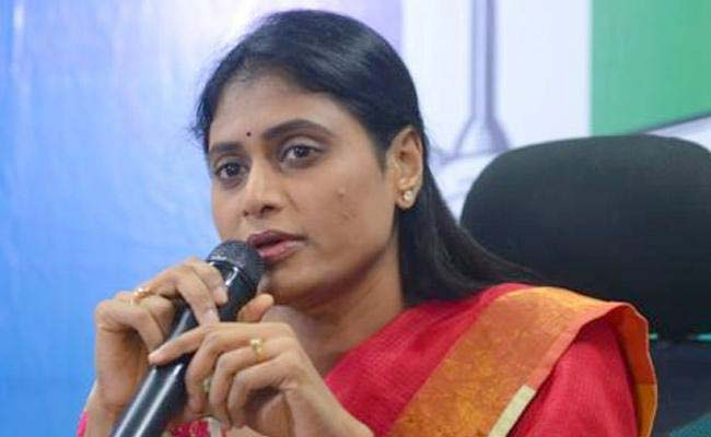 ys sharmila meeting in khammam may get cancelled because of covid cases