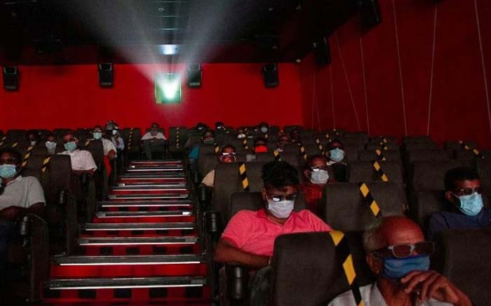 50 percent occupancy only in theaters in tamilnadu due to covid rise