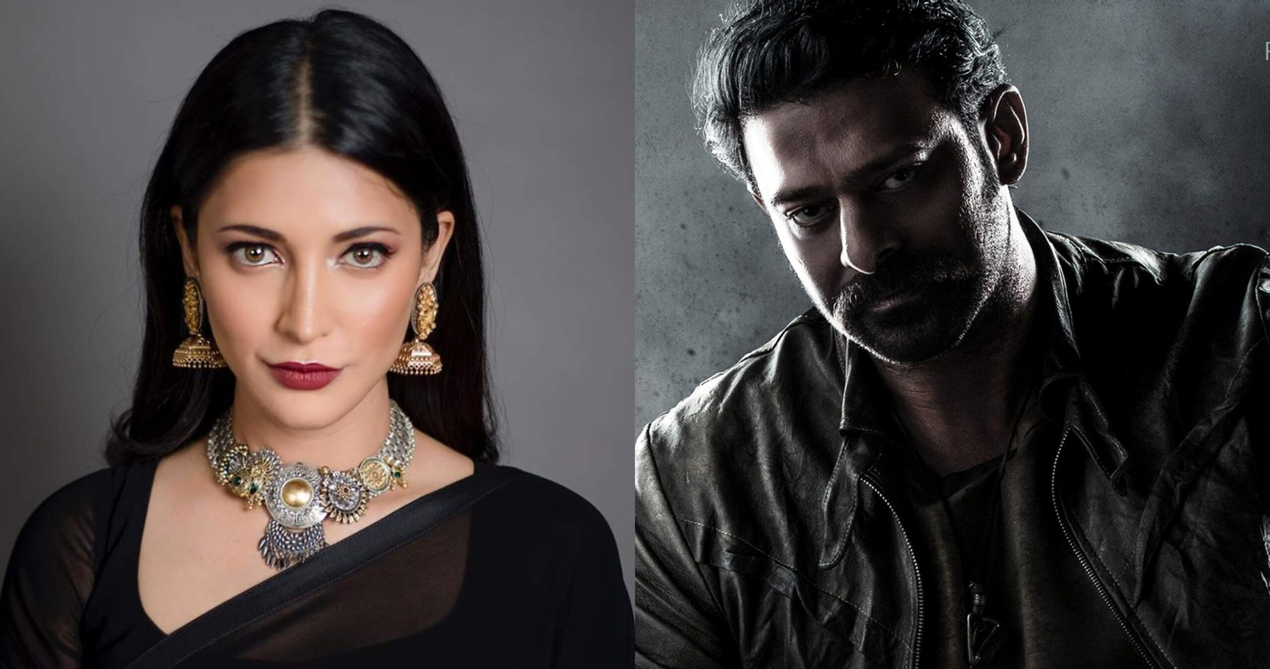 shruthi hasaan is going to be a pan indian heroine with salaar-