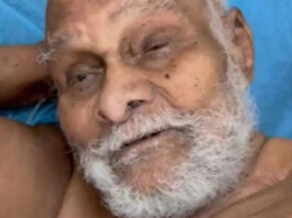 110 year old man in hyderabad beats corona second wave
