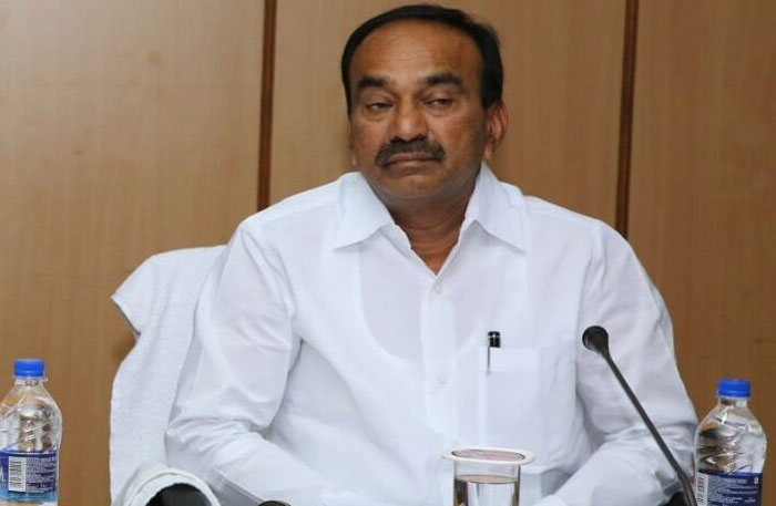 is etela rajender interested to join in bjp