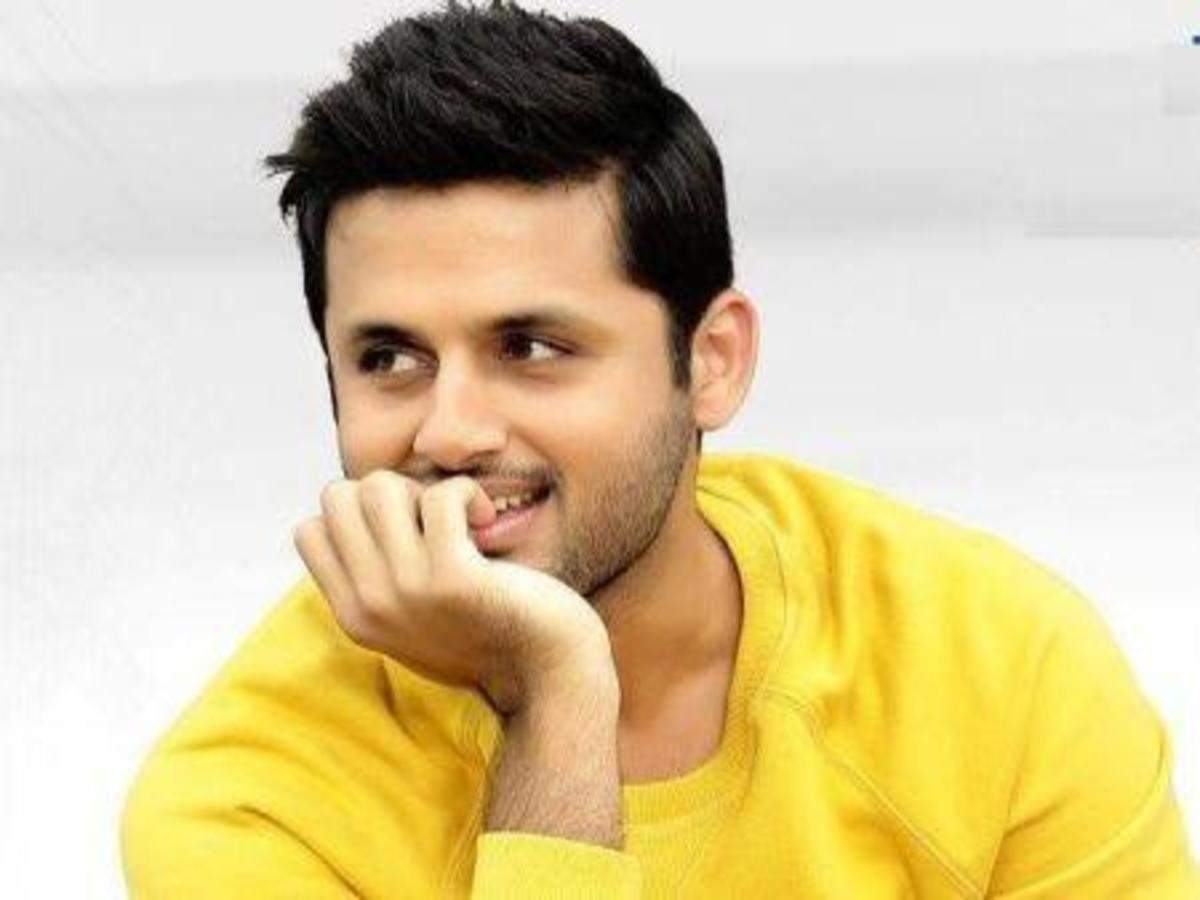 star producer with nithin...!