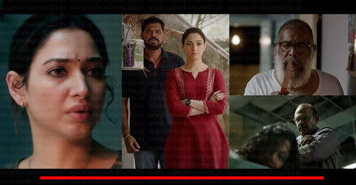 milky beauty tamannah in crime thriller web series...!