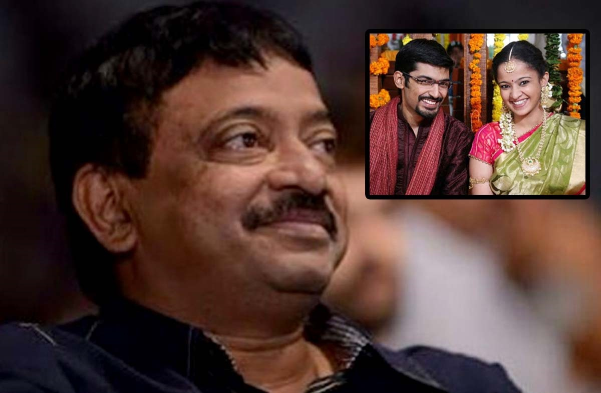 RGV Talks Bold about His Daughter