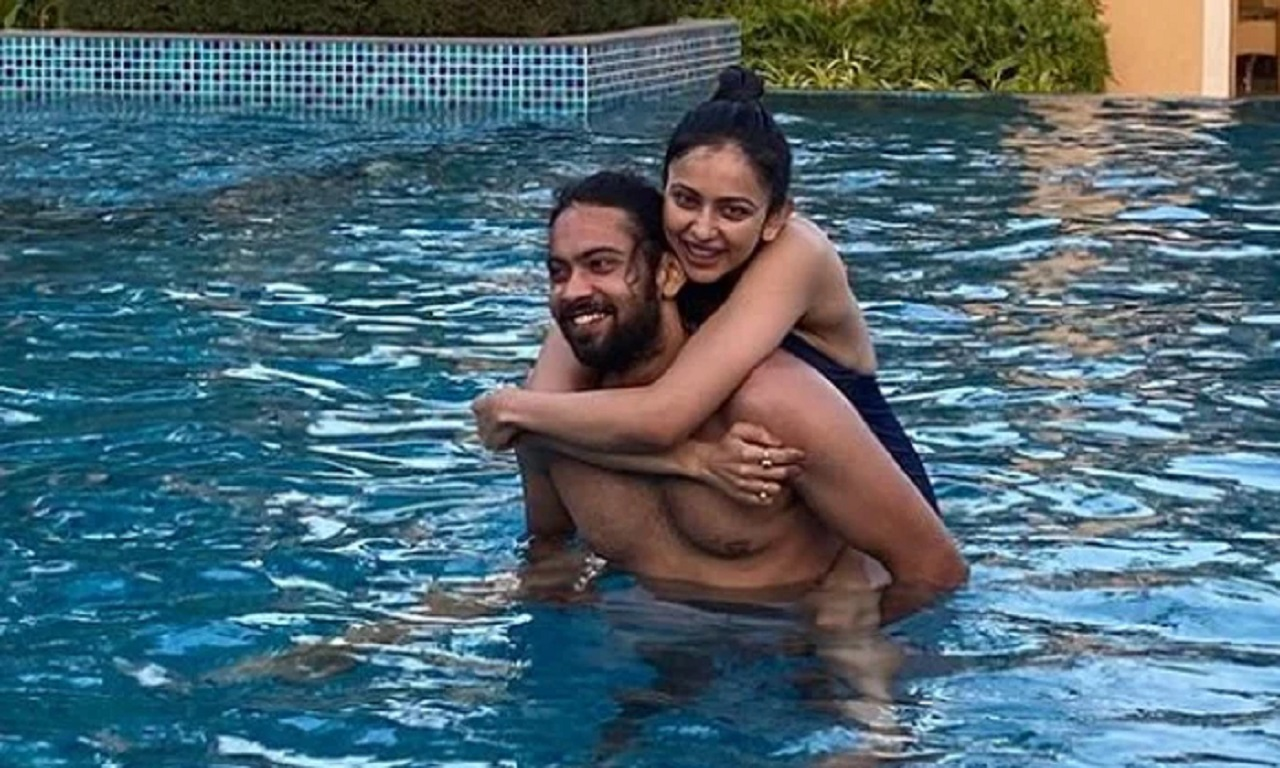 Rakul Preet Singh Video Share by his Brother