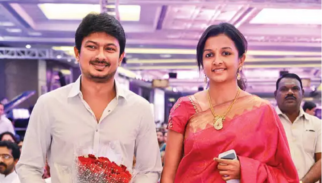 Udayanidhi Stalin Wife Ready for one more movie Direction