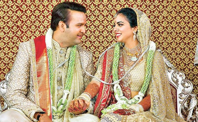 Costliest Marriage in the World