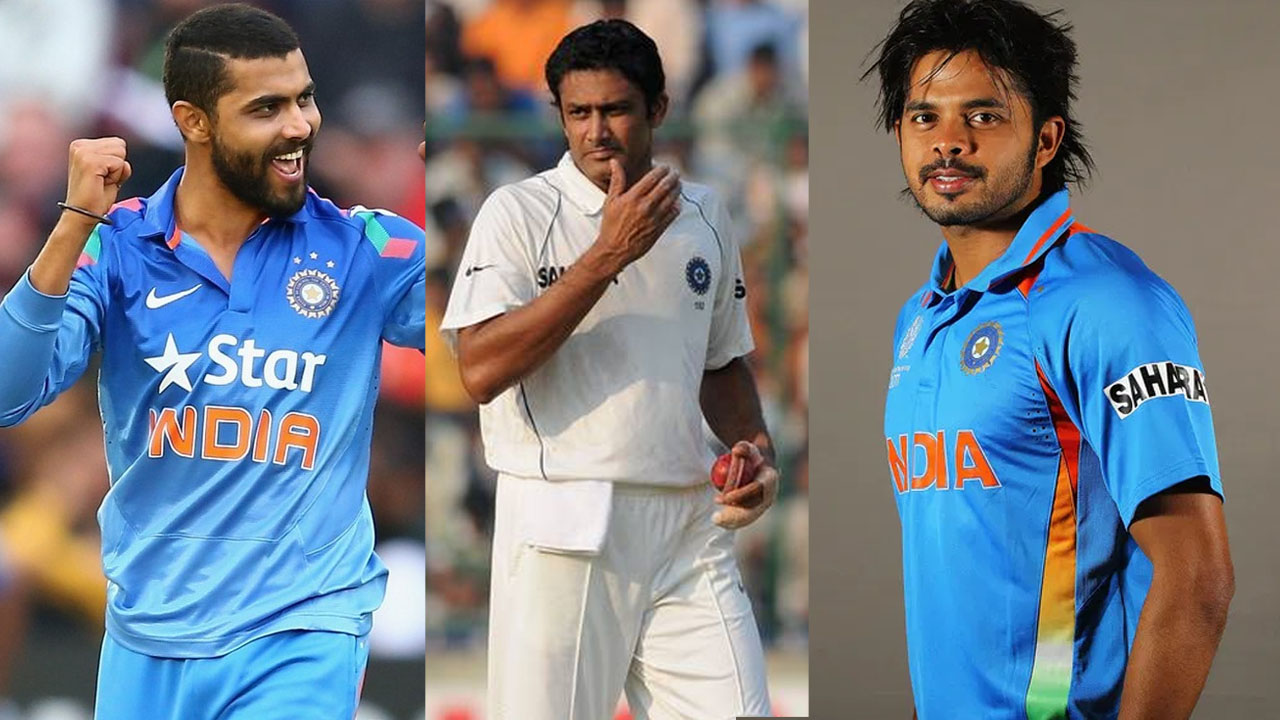 Indian Cricketers: