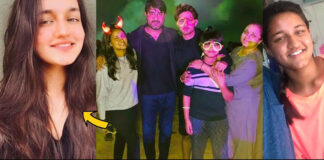 Srikanth Daughter Medha is All set to Debut as Actress