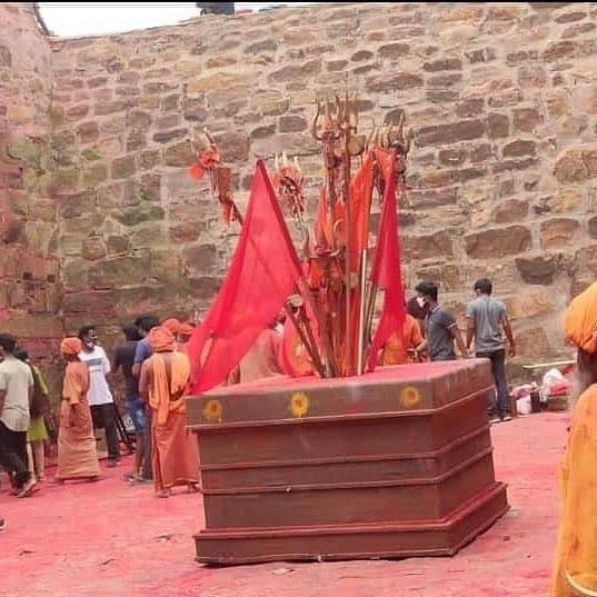 Radhe Shyam Movie Expectations Has been Rised With Aghoras Seen during Shooting