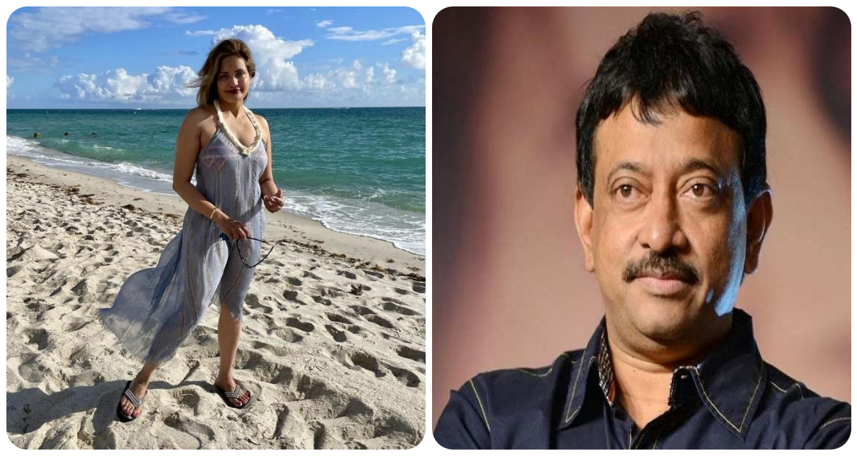 RGV about His First Love