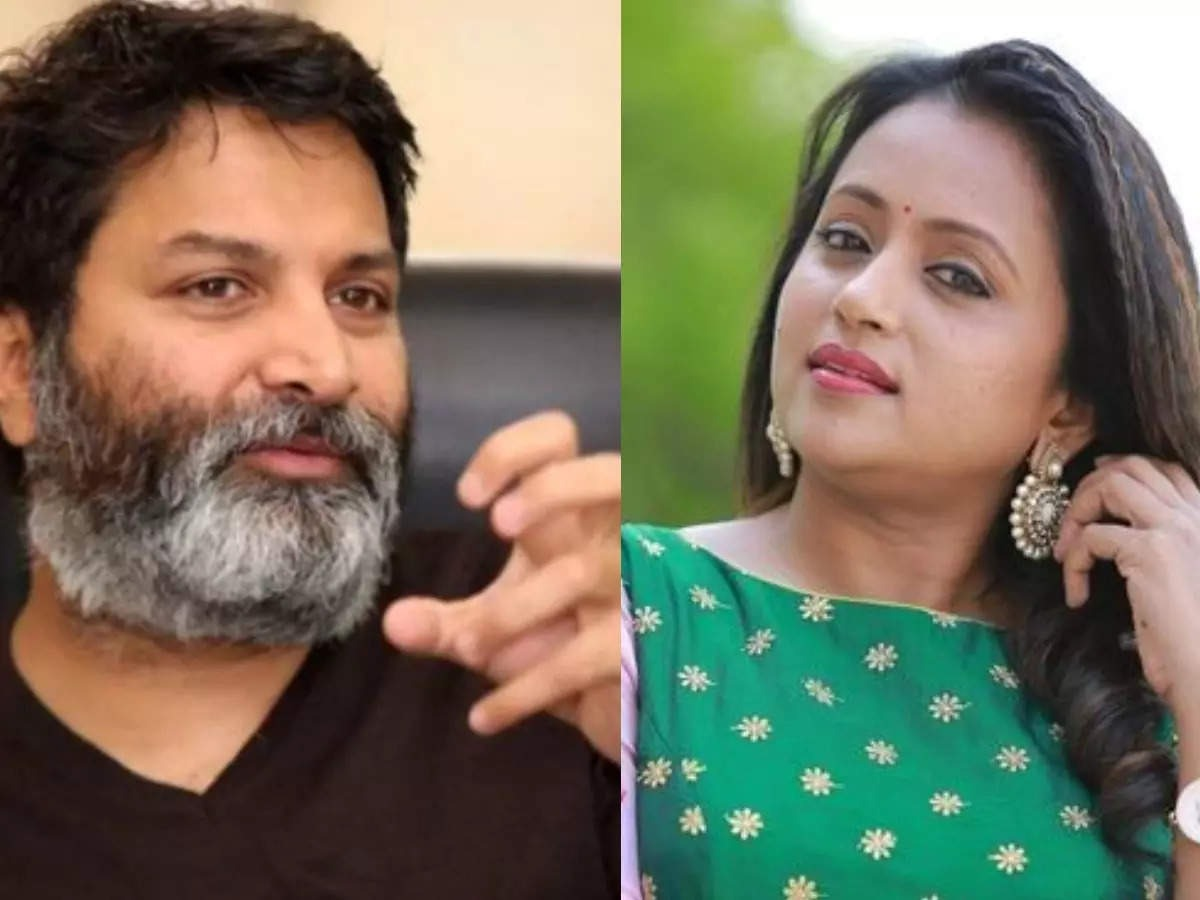 Trivikram Says That Only Chiru Can Handle Suma