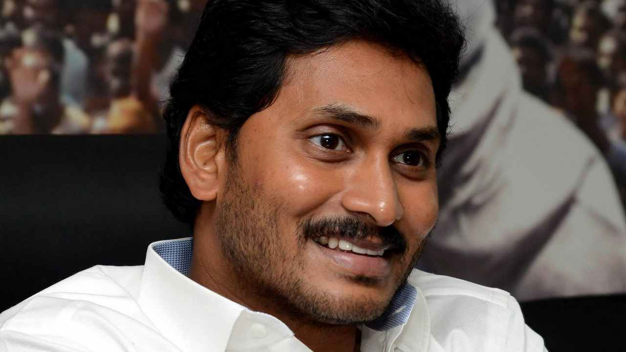 YS Jagan reached to Shimla with Family