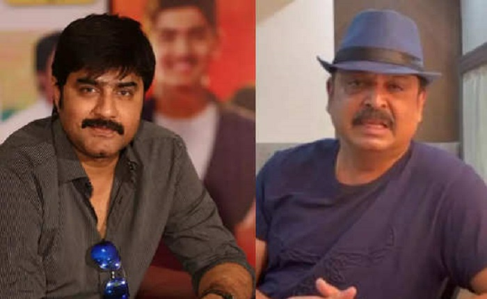 Actor Naresh Fire on Srikanth