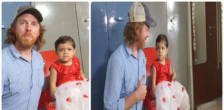 Gujarat girl finds family in American couple after 4 years