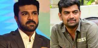 Ram Charan Working with Jersey Movie Director
