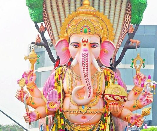 Khairatabad Ganesh Immersion in Same Place from Next Year