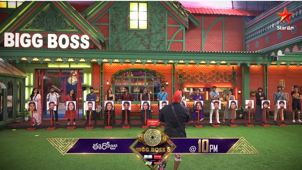 4th week nominations..Heated discussion between Housemates