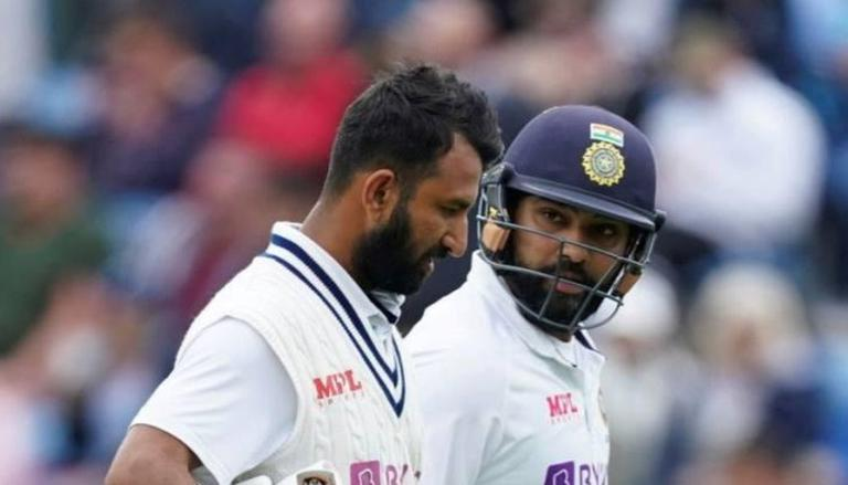Rohit, Pujara nurse injuries as India field substitutes in India v/s England Match