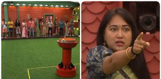 Housemates Fight for Sixth Week Nominations in Biggboss 5