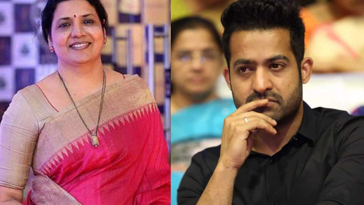 Jr NTR Expressed Despair Over 'MAA Elections': Jeevitha