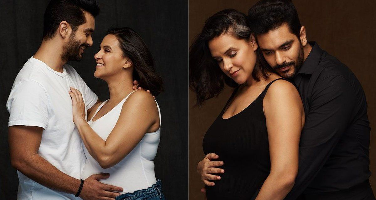 Neha Dupia Blessed with a Baby Boy