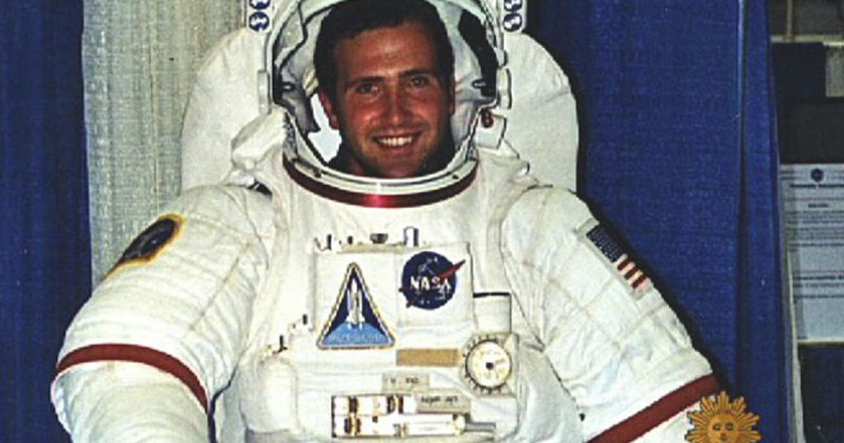 Thad Roberts - the NASA intern who stole lunar rocks to 'have sex on the Moon