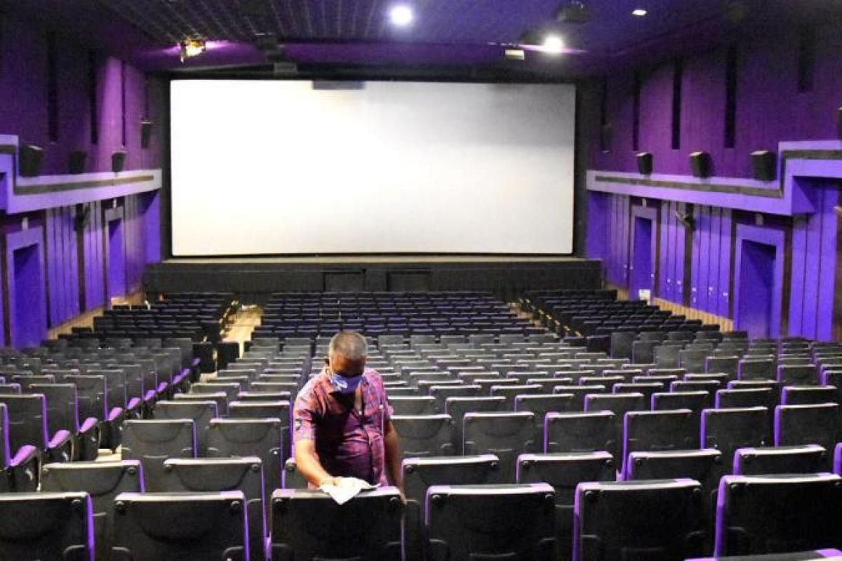 Theatres Run with 100 percent Occupancy in Andhra Pradesh