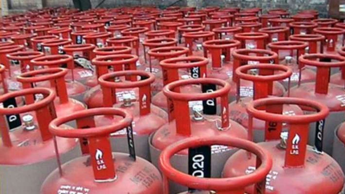 Increase in LPG Cylinder Prices